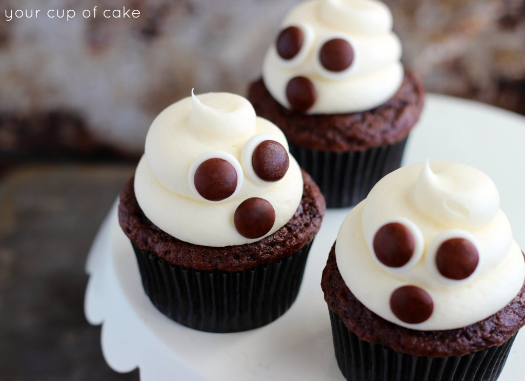 Homemade Halloween Cupcakes  Easy Halloween Cupcake Ideas Your Cup of Cake