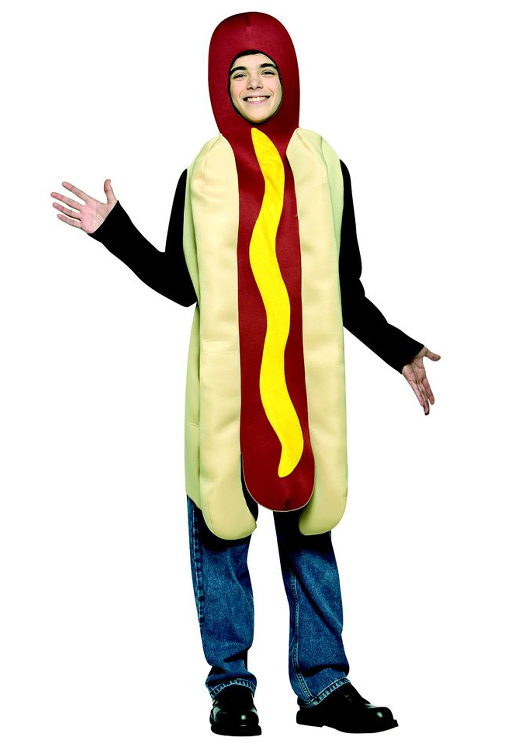 Hot Dog Halloween Costumes For Dogs  Teen Hot Dog Costume