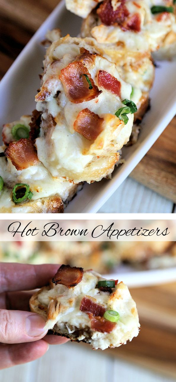 Hot Thanksgiving Appetizers  691 best Easy Appetizers images on Pinterest