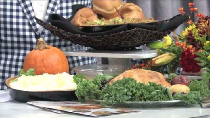 Hy Vee Thanksgiving Dinner  Hy Vee Thanksgiving Dinner 11 6 17 e News Page VIDEO