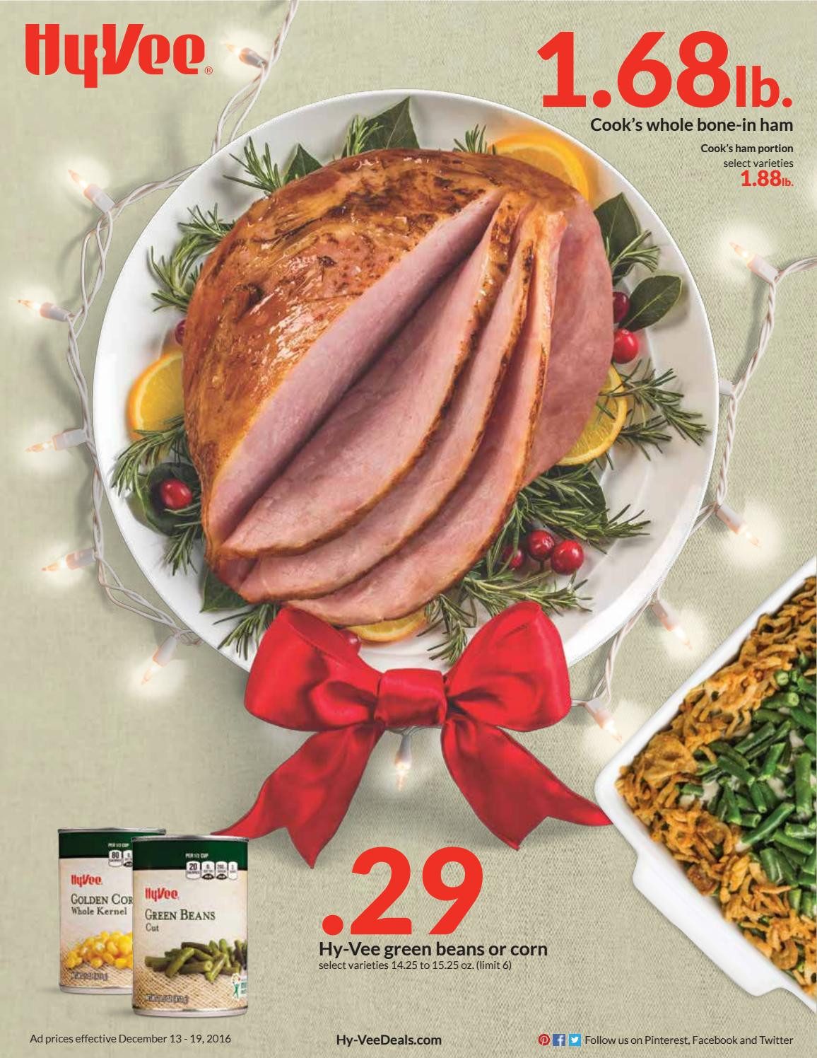 Hy Vee Thanksgiving Dinner To Go 2019  HyVee Weekly Ad by Sioux Falls Shopping News Issuu