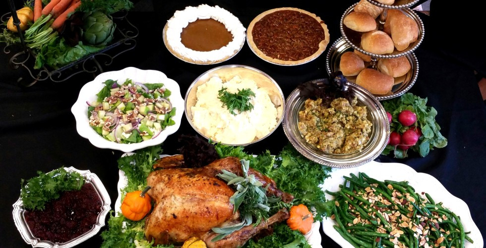 Hy Vee Thanksgiving Dinner To Go 2019  2018 Thanksgiving Dinner Menu The Art of Entertaining