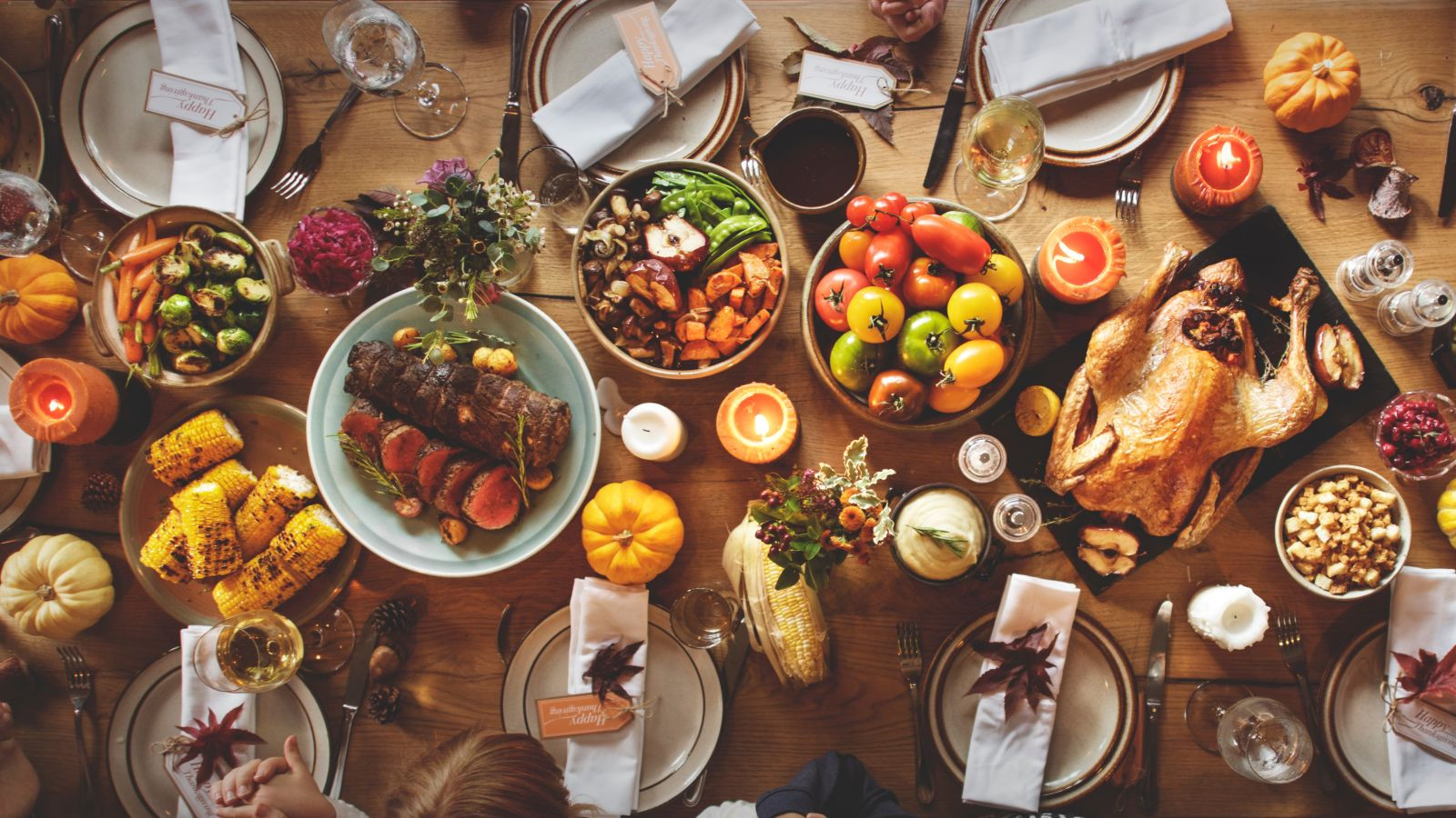 Hy Vee Thanksgiving Dinner  The Caucasian's Guide to Thanksgiving Part 2 The Menu