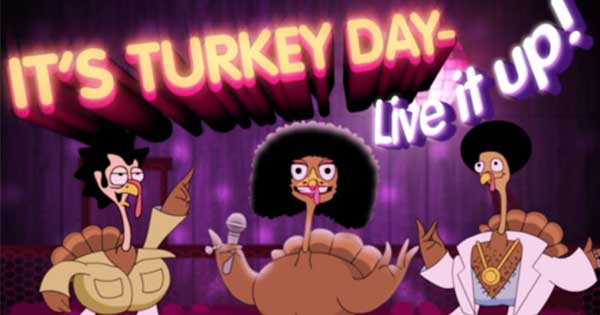 "I Will Survive Thanksgiving Turkey Song  ""I Will Survive Song Parody"" eCard"