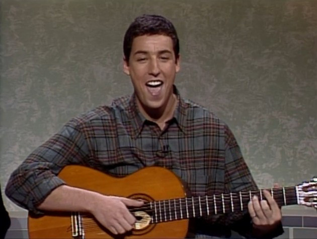 I Will Survive Thanksgiving Turkey Song  Adam Sandler says he s too slow to host Saturday Night Live