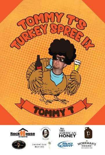I Will Survive Thanksgiving Turkey Song  Sip Play Things to do in Charlotte Pre Thanksgiving