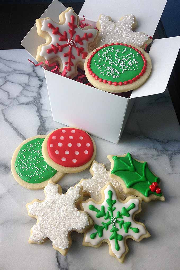 Iced Christmas Cookies  The Ultimate Guide to Royal Icing for Decorating Holiday