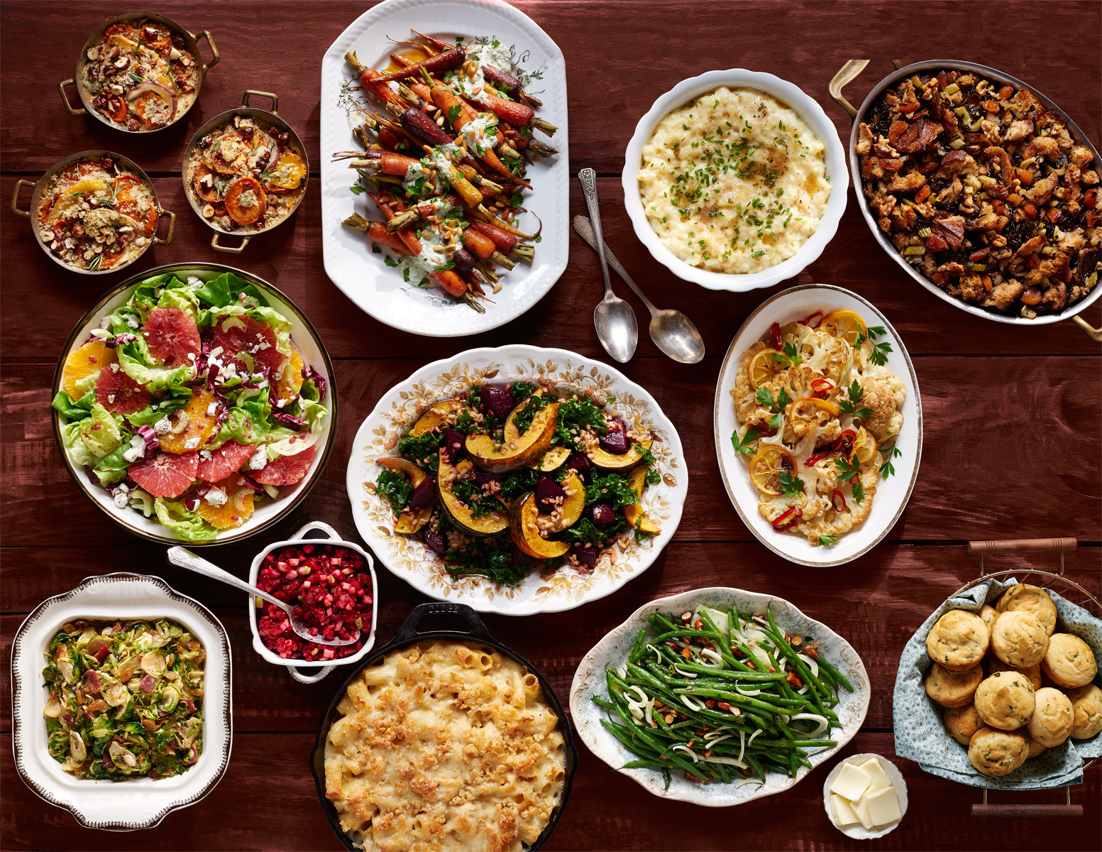 Ideas For Thanksgiving Dinner Side Dishes  100 Easy Thanksgiving Side Dishes Best Recipes for