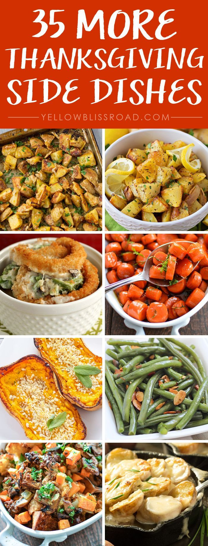 Ideas For Thanksgiving Dinner Side Dishes  17 Best images about Thanksgiving ideas on Pinterest
