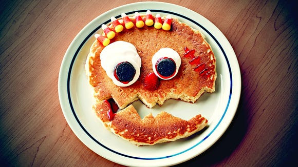 Ihop Free Pancakes Halloween  4 sweet Halloween restaurant deals