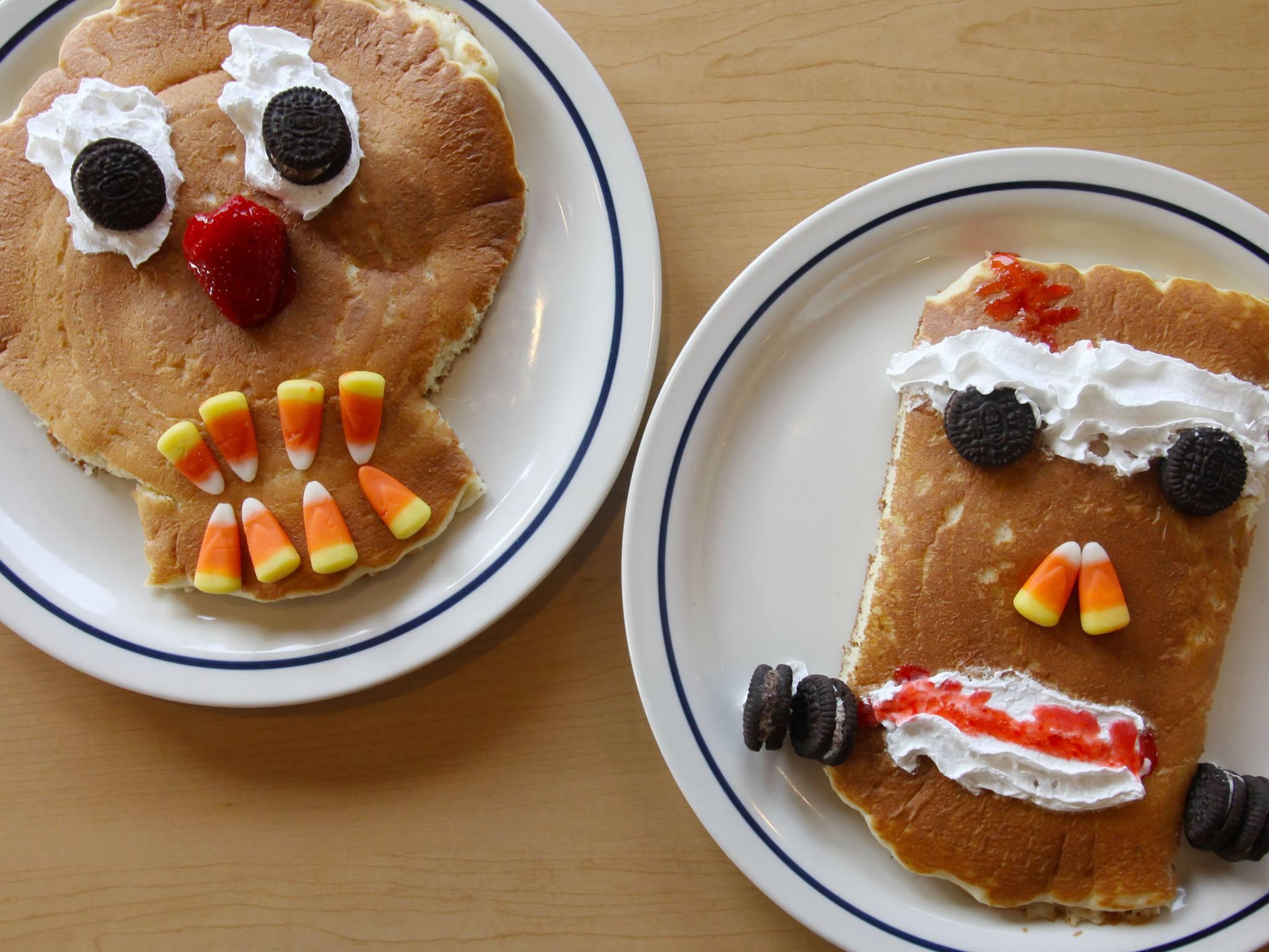 Ihop Free Pancakes Halloween  Free Halloween IHOP Pancakes 2015 • Utah Valley Moms