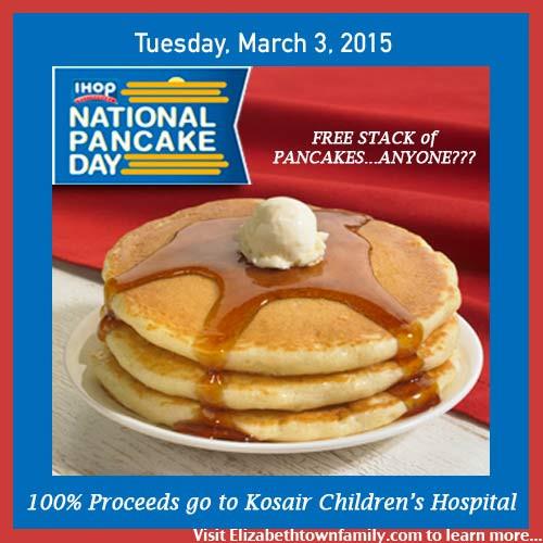 Ihop Halloween Free Pancakes 2019  Free Pancakes at IHOP