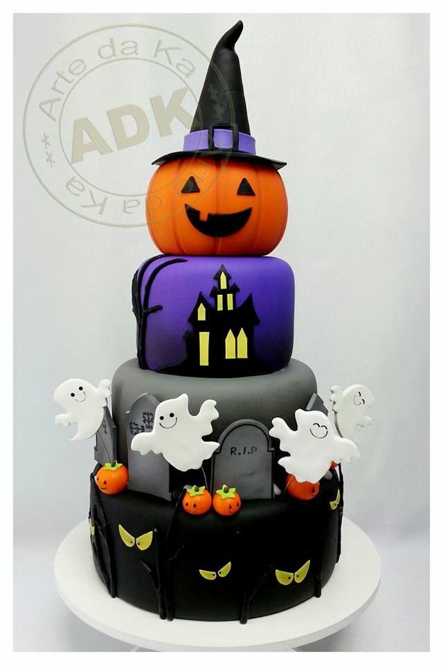 Images Of Halloween Cakes  Halloween cake Halloween treats Pinterest