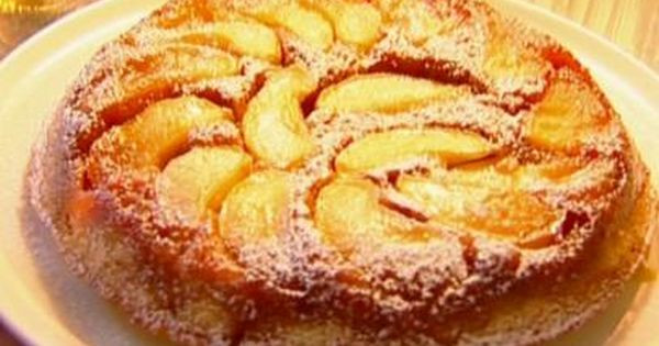 Ina Garten Christmas Desserts  Apple Tart Tatin Recipe