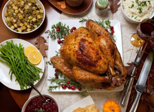 Ingredients For Thanksgiving Turkey  20 Creative Ingre nts You Can Add to a Holiday Turkey