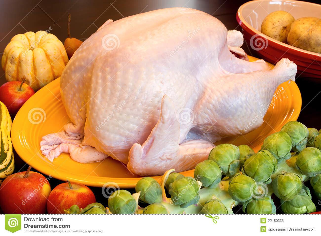 Ingredients For Thanksgiving Turkey  Thanksgiving Turkey Dinner Cooking Ingre nts Royalty