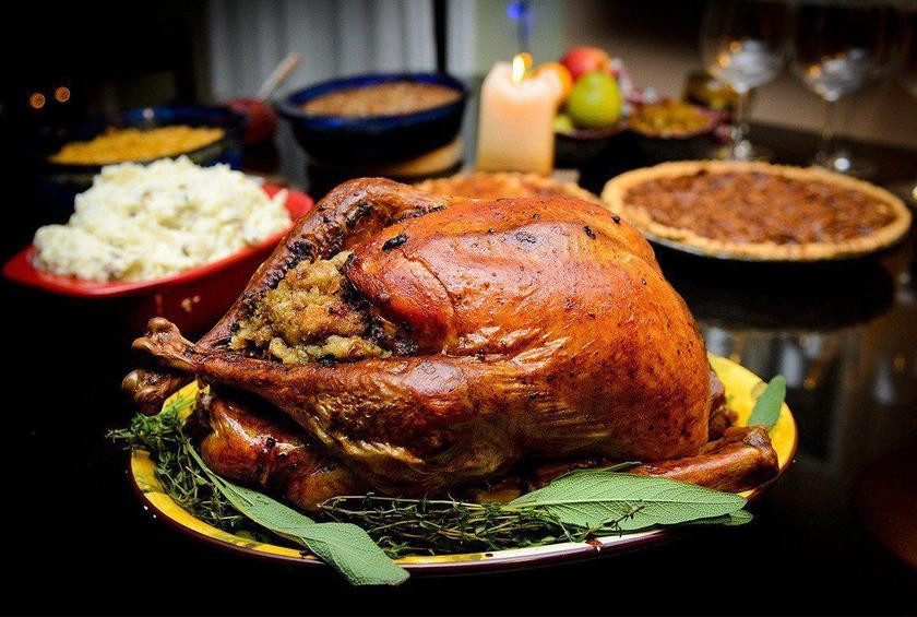 Ingredients For Thanksgiving Turkey  This e Ingre nt Will Make Your Thanksgiving Turkey
