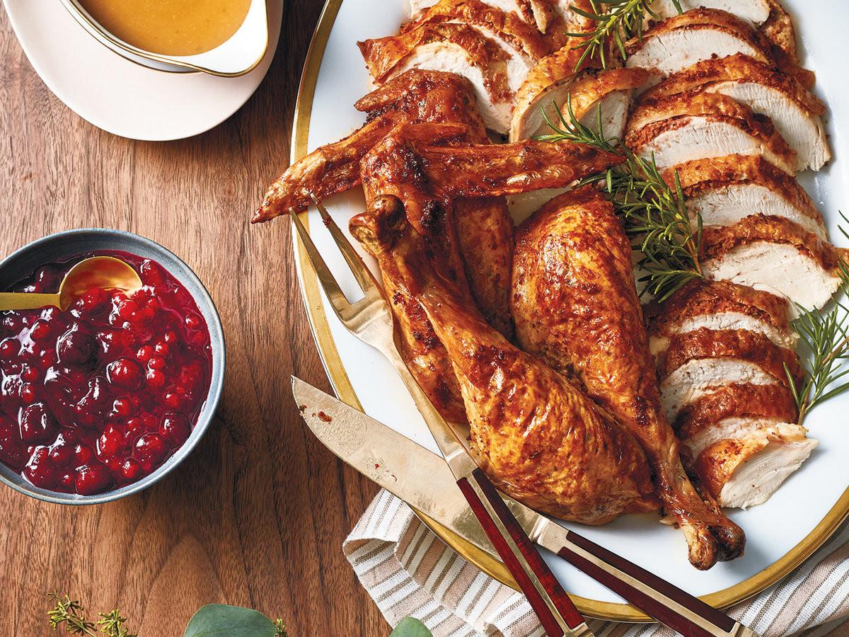 Ingredients For Thanksgiving Turkey  The Secret Ingre nt to Make the Juiciest Thanksgiving