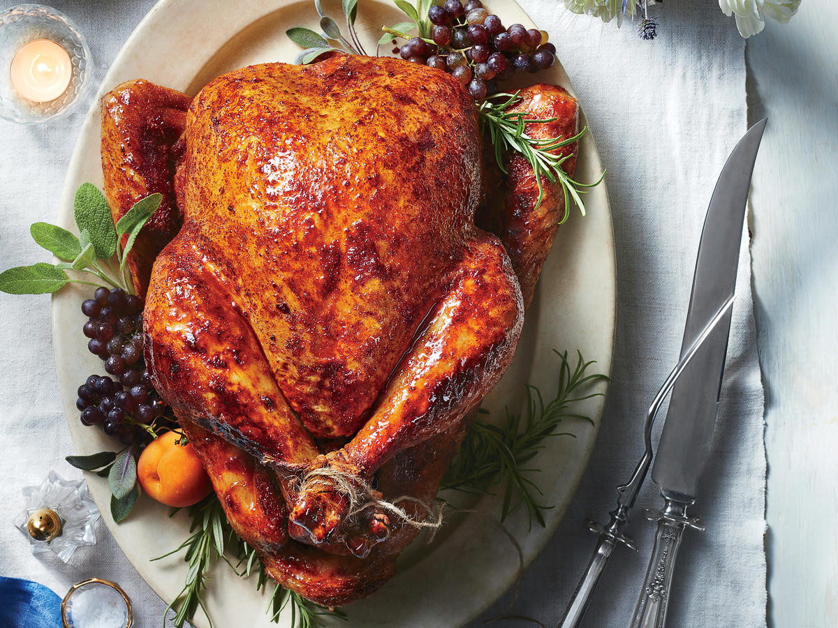 Ingredients For Thanksgiving Turkey  How to Prepare a Tastier Thanksgiving Turkey