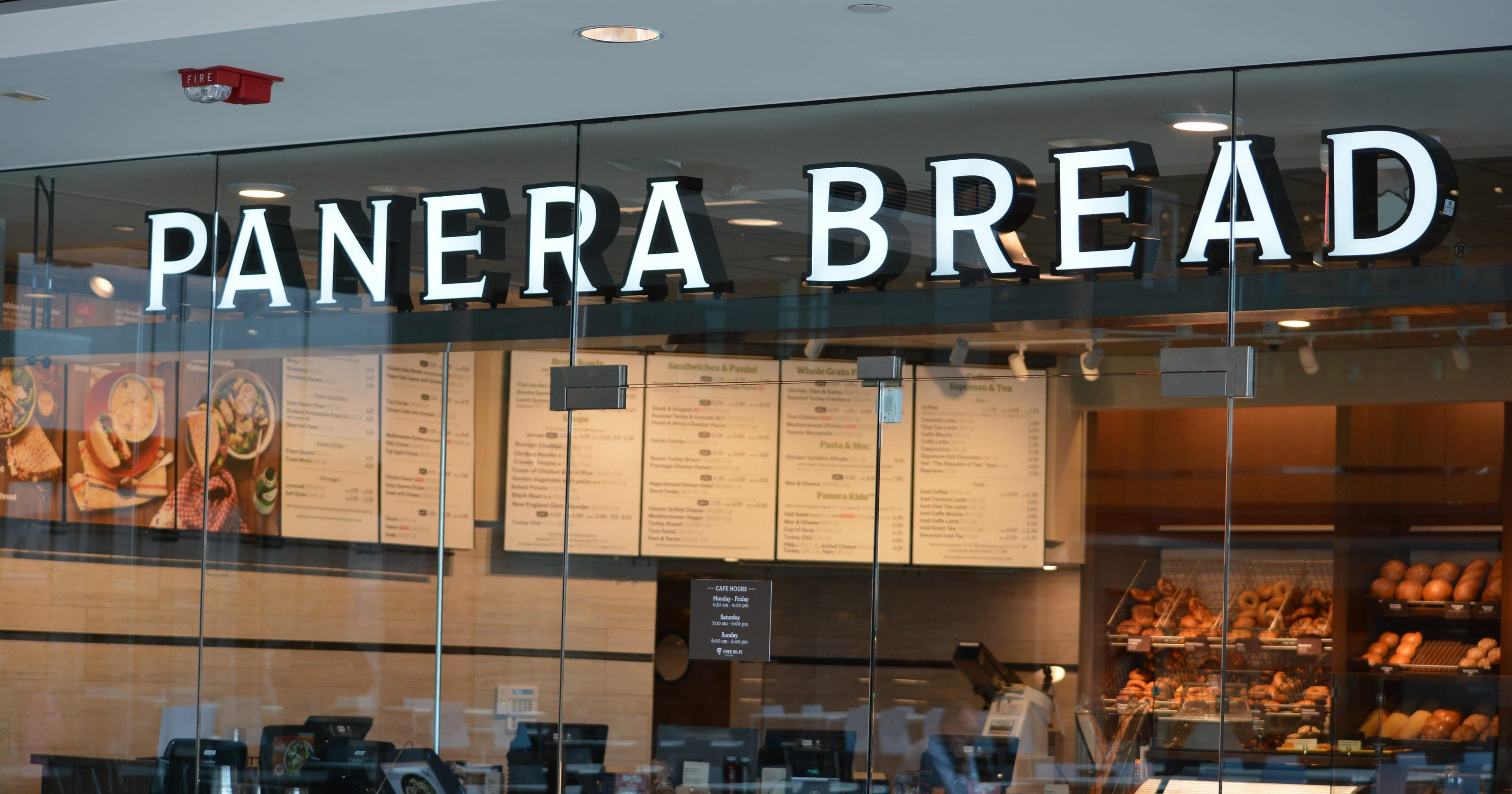 Is Panera Bread Open On Thanksgiving  Panera to open new location in RenCen this week