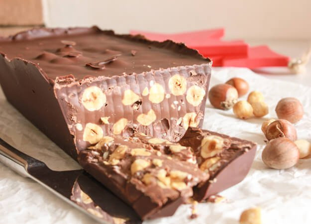 Italian Christmas Candy  Chocolate Torrone An Italian in my Kitchen