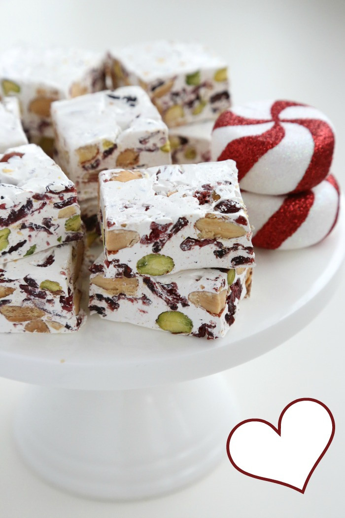 Italian Christmas Candy  Christmas Nougat Passion 4 baking GET INSPIRED