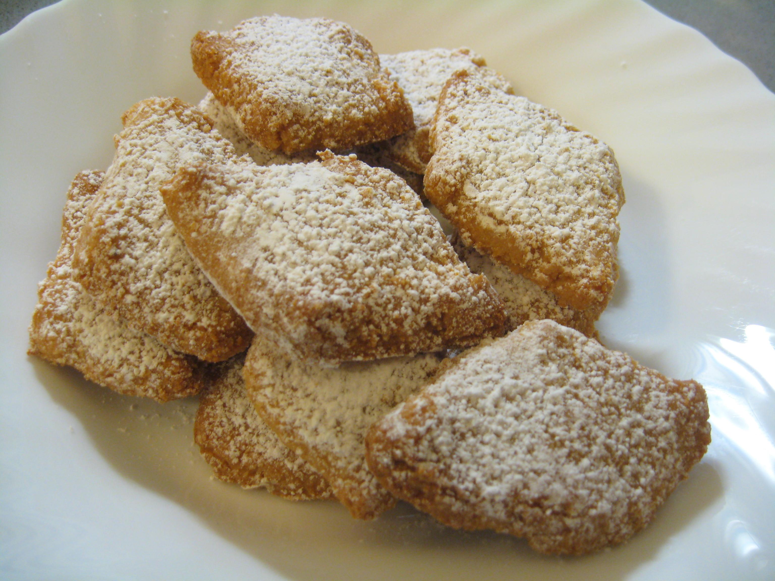 Italian Christmas Desserts Recipes  Ricciarelli Recipe Italian Christmas Treat BrowsingRome