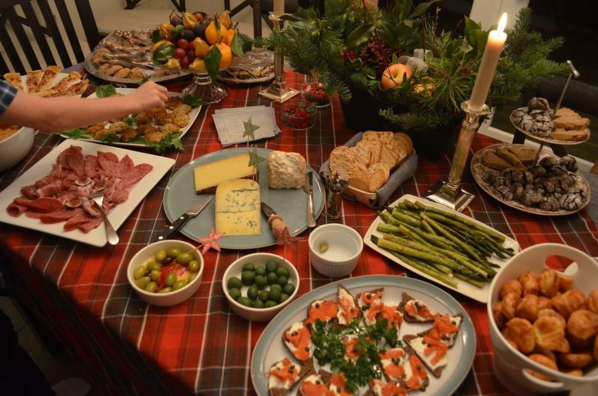 Italian Christmas Dinner  An Italian American Christmas