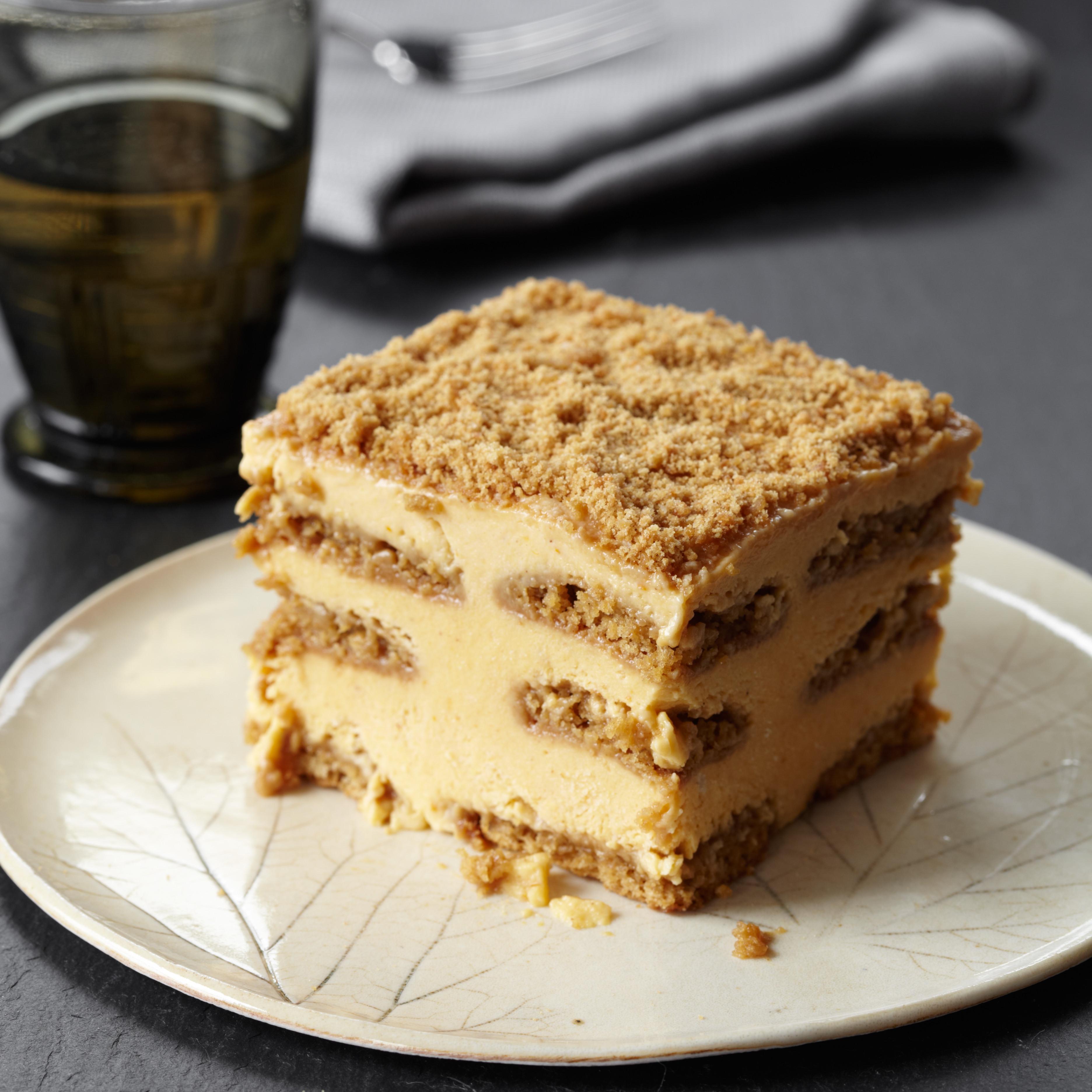Italian Thanksgiving Desserts  Pumpkin Gingersnap Tiramisu Recipe Grace Parisi
