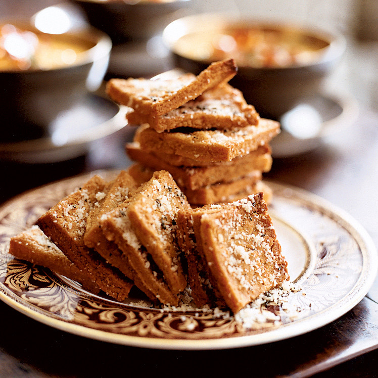 Italian Thanksgiving Desserts  Chickpea Fries with Sage and Parmesan Recipe Tom Valenti