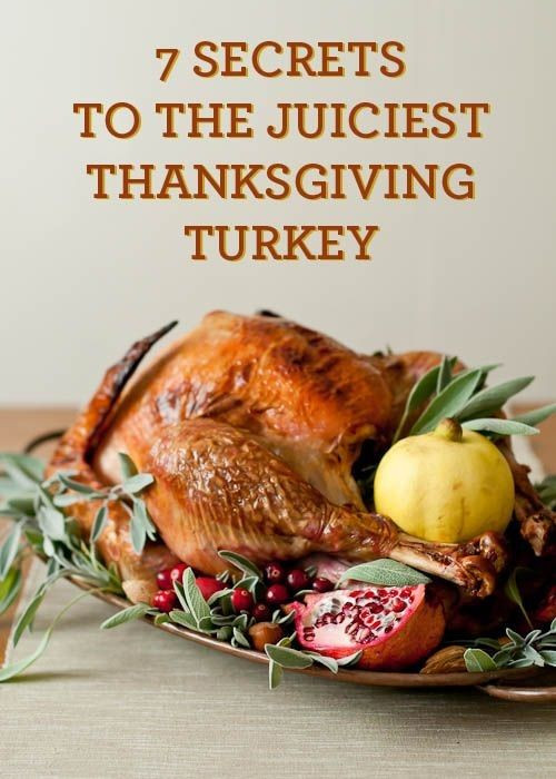 Juicy Thanksgiving Turkey Recipe  22 best images about 2014 Thanksgiving Turkey Dinner