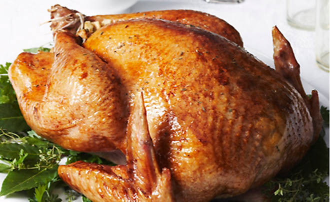 Juicy Thanksgiving Turkey Recipe  Moist & Juicy Roasted Turkey Recipe