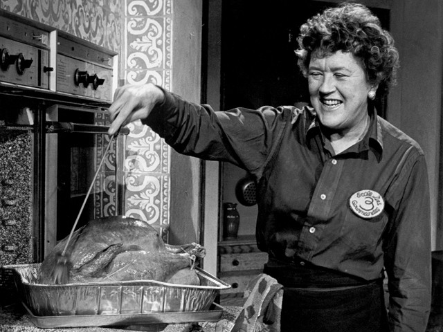 Julia Child Thanksgiving Turkey  Get Ready To Cook Thanksgiving Dinner With These 7 Amazing