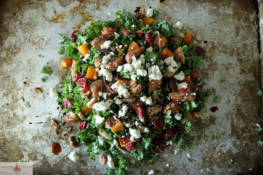 Kale Thanksgiving Recipes  THANKSGIVING RECIPES