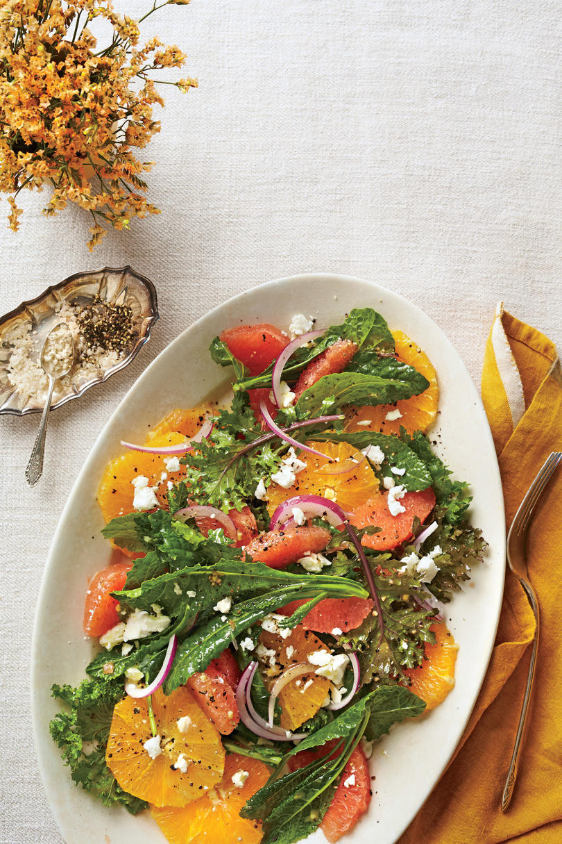 Kale Thanksgiving Recipes  Kale Recipes Southern Living