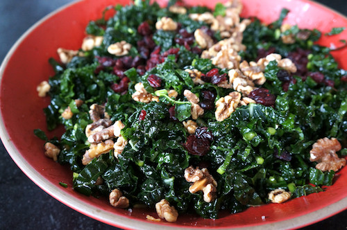 Kale Thanksgiving Recipes  4 Healthy Thanksgiving Recipes for Gorgeous Skin • Kristen