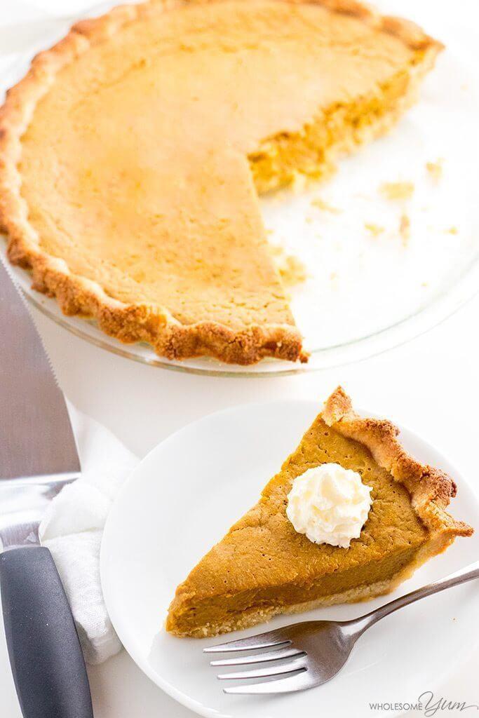 Keto Thanksgiving Desserts  38 Keto Thanksgiving Recipes Low Carb Food So Delicious
