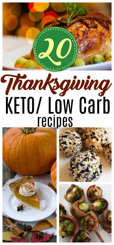 Keto Thanksgiving Desserts  Keto Thanksgiving Recipes Linneyville