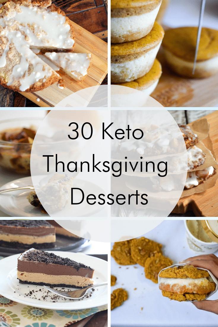 Keto Thanksgiving Desserts  30 Keto Thanksgiving Desserts Cosmic Maven