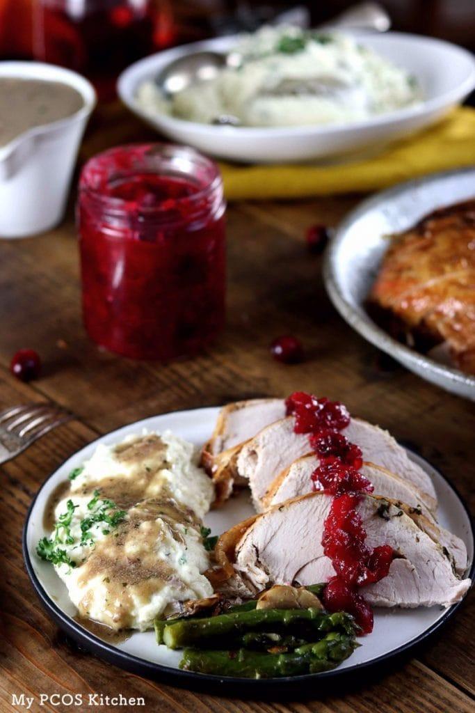 Keto Thanksgiving Gravy  Keto Thanksgiving Turkey Low Carb Gluten free My PCOS