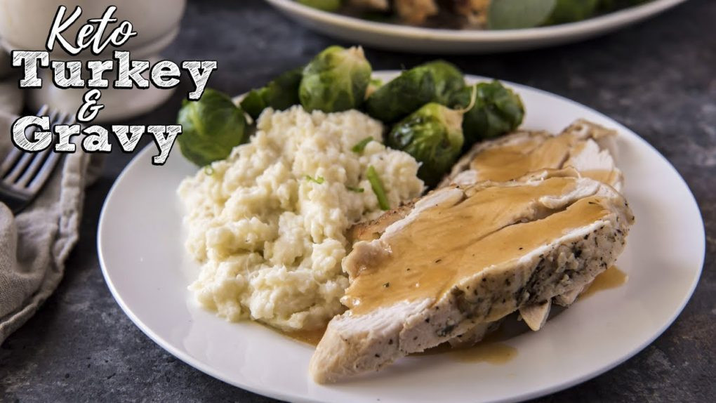 Keto Thanksgiving Gravy  Keto Turkey & Gravy