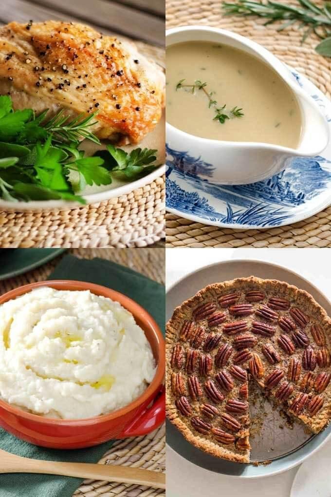 Keto Thanksgiving Gravy  25 Easy Keto Thanksgiving Ideas Including Sides & Desserts