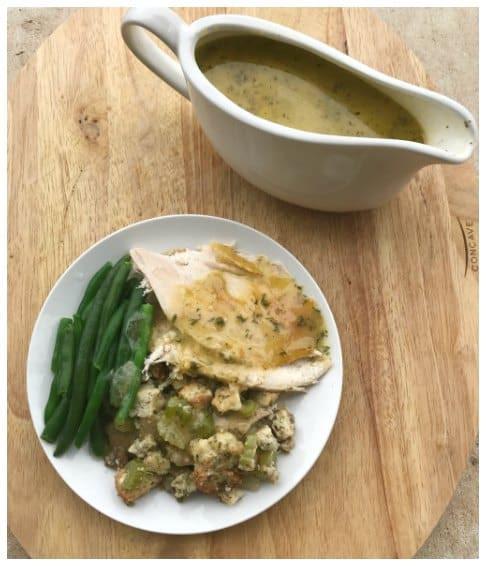 Keto Thanksgiving Gravy  Keto Turkey Gravy Recipe iSaveA2Z