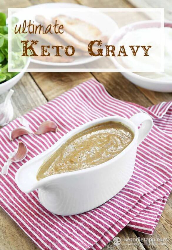 Keto Thanksgiving Gravy  The Ultimate Guide to Keto Roasted Turkey & Meat