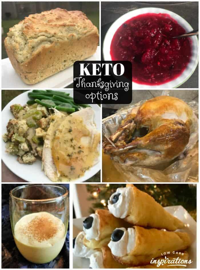Keto Thanksgiving Gravy  Sugar Free Keto Cranberry Sauce Recipe