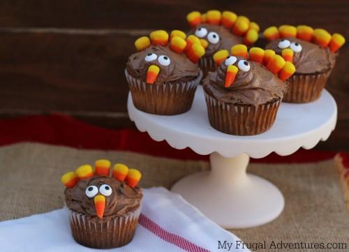 Kids Thanksgiving Desserts  Remodelaholic
