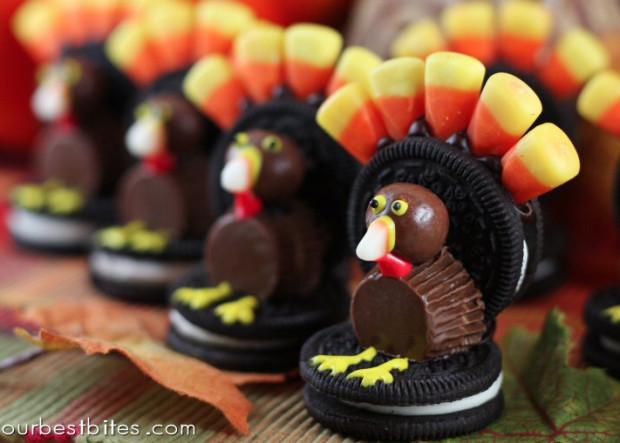 Kids Thanksgiving Desserts  Creative Fun DIY Edible Thanksgiving Desserts Snappy