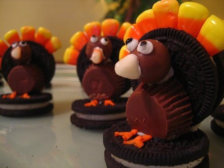 Kids Thanksgiving Desserts  ciao newport beach good old fashioned turkey fun