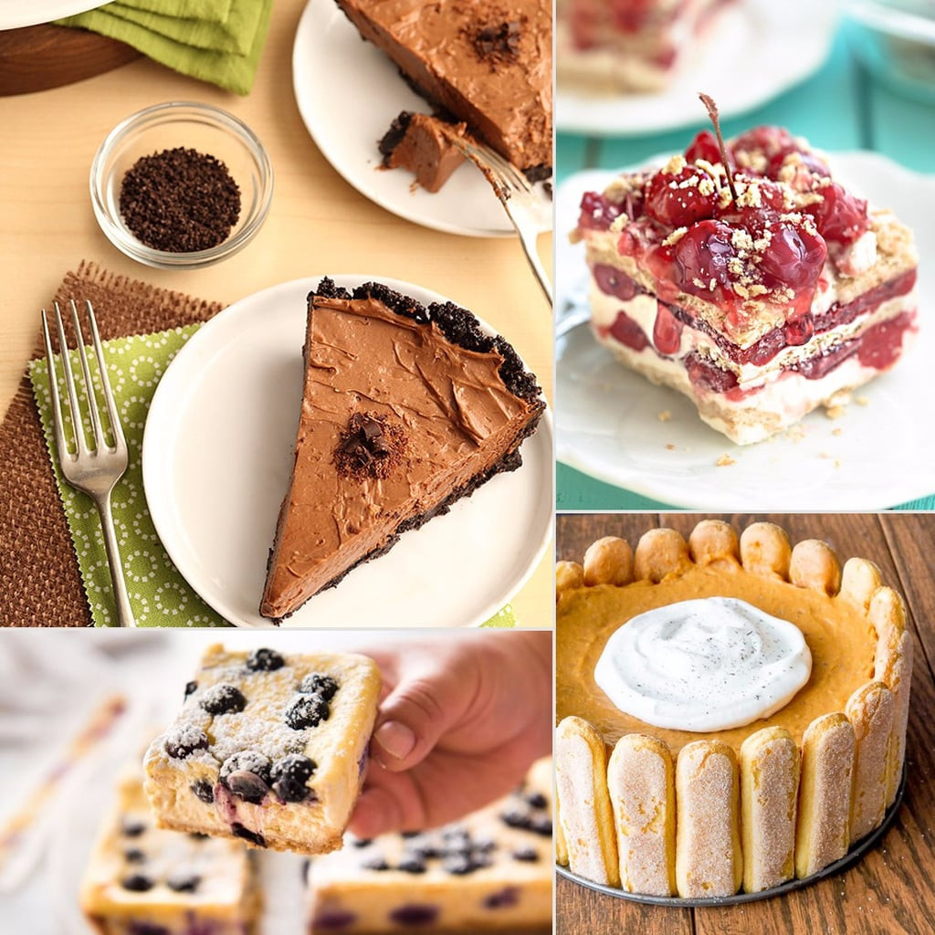 Kids Thanksgiving Desserts  No Bake Thanksgiving Desserts For Kids