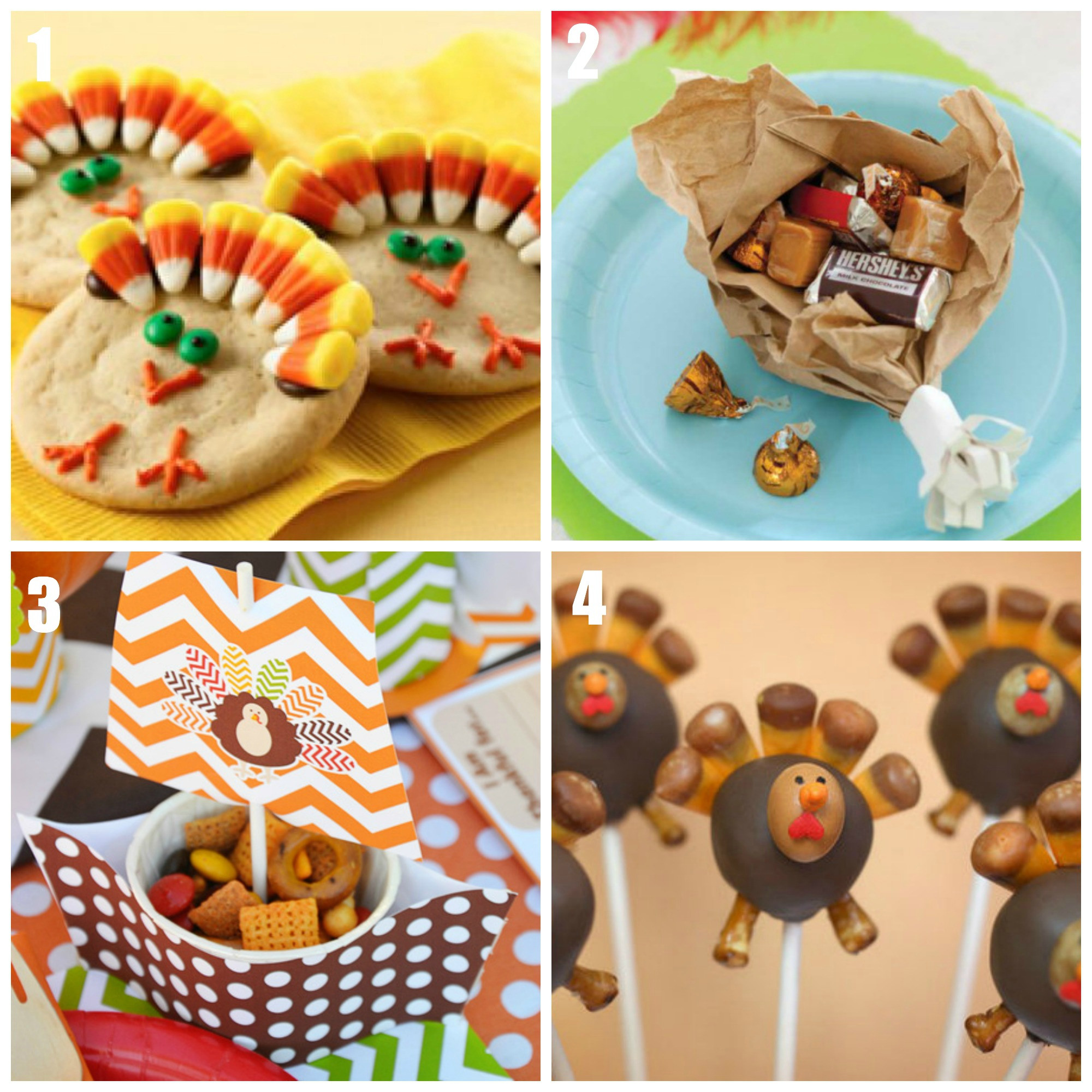 Kids Thanksgiving Desserts  Thanksgiving Desserts for Kids